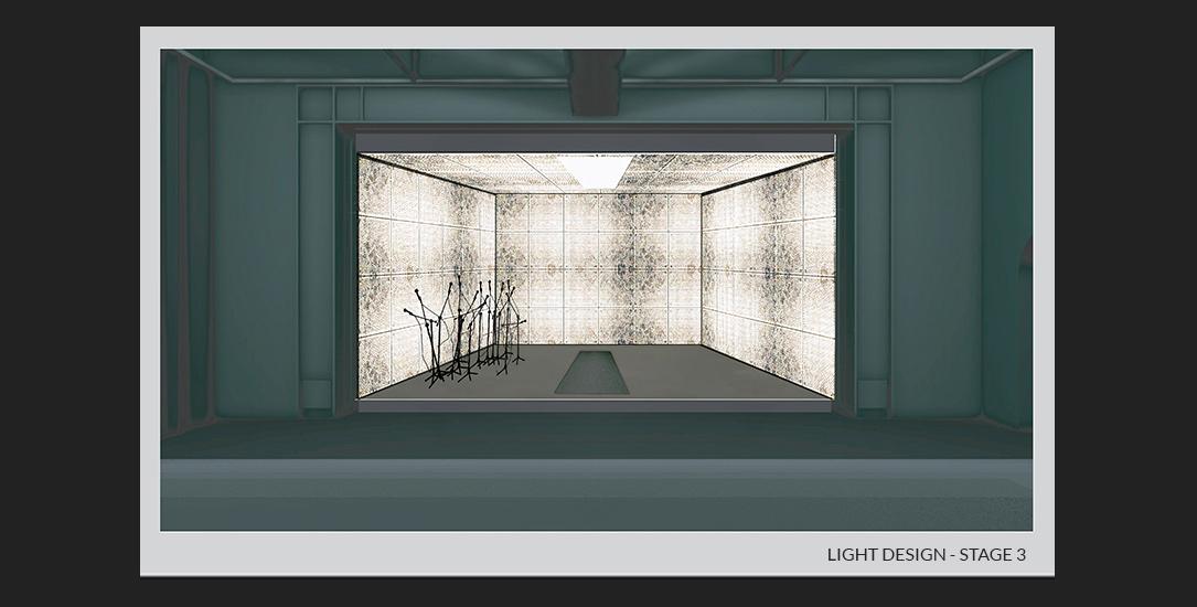Agata Skwarczyńska Ashes Collecting Inside the Sun theatre design 3