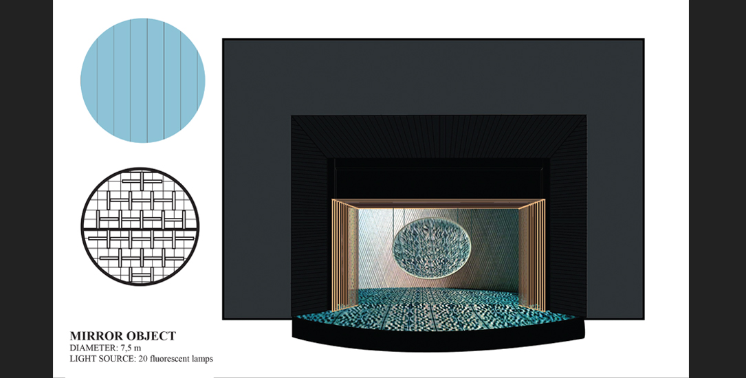 Agata Skwarczyńska Mirror Light concept 1