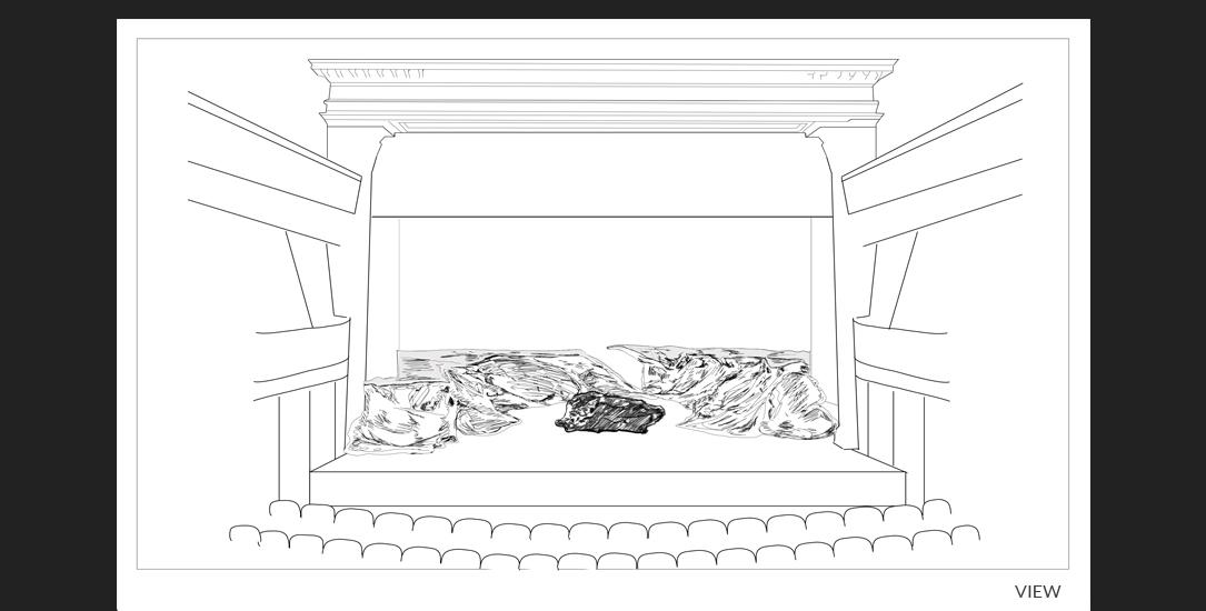 Agata Skwarczyńska West Coast theatre stage 1